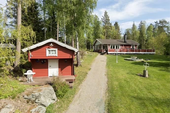 Bild: 3 rum villa på Loberget 14, Heby kommun Nordsjö