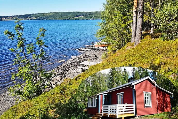 Bild: 2 rum fritidshus på Laxviken 226, Krokoms kommun Föllinge Krokom Jämtland