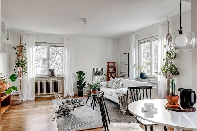 Bild: 3 rum bostadsrätt på Årstavägen 72, 1 tr, Stockholms kommun Årsta