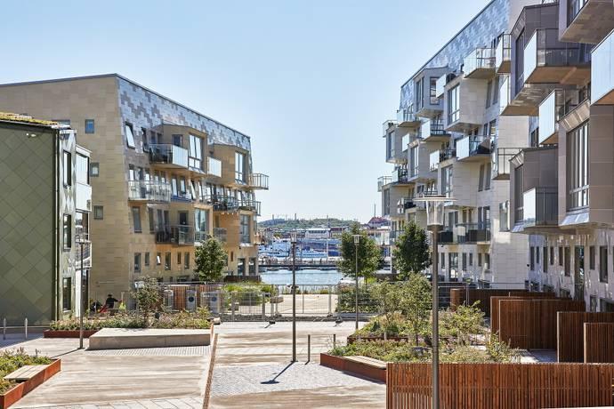 Bild från Lindholmen - Brf Lindholmsvarvet