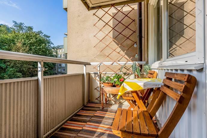 Bild: 3,5 rum bostadsrätt på Centralvägen 5, Solna kommun Solna C