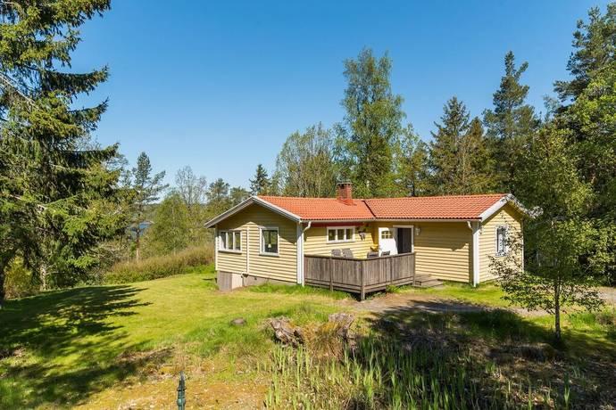 Bild: 3 rum villa på Julius väg 7, Marks kommun