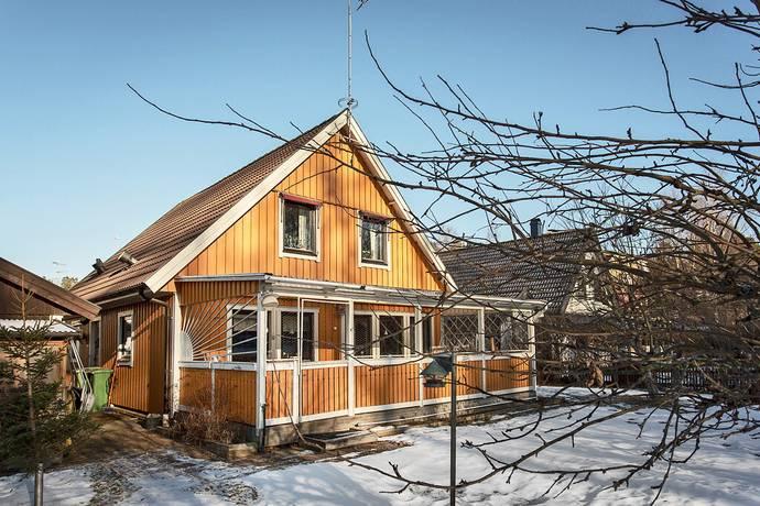 Bild: 6 rum villa på Eklidsvägen 30, Botkyrka kommun Tullinge