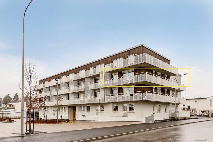Bild: 3 rum bostadsrätt på Lovisedalsvägen 172, Nacka kommun Älta