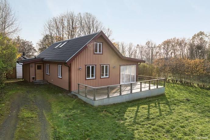 Bild: 5 rum villa på Spannarp 132, Varbergs kommun Spannarp