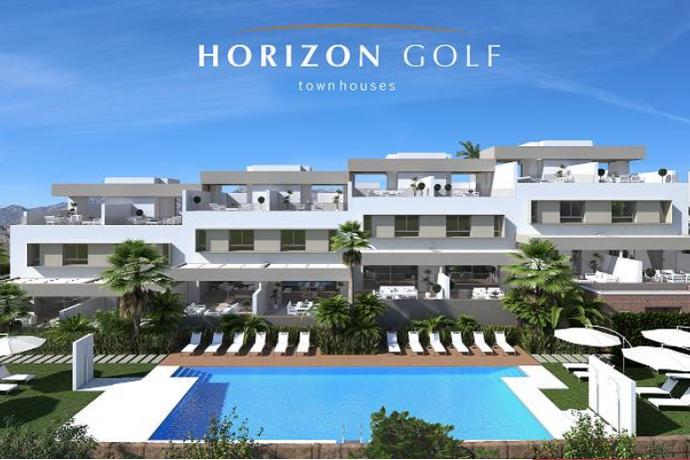 Bild: 3 rum bostadsrätt på Horizon Golf Townhouses, La Cala Resort!, Spanien Mijas Costa - La Cala de Mijas