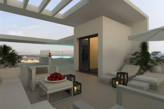 Bild: 4 rum bostadsrätt på Atalaya Hills, Spanien Atalaya