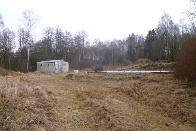 Bild: tomt på Åkarp 9066, Örkelljunga kommun Eket