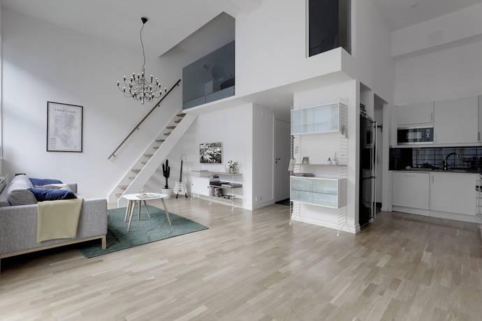 Bild: 2 rum bostadsrätt på Responsgatan 5, vån 3/4, Stockholms kommun Telefonplan/Midsommarkransen