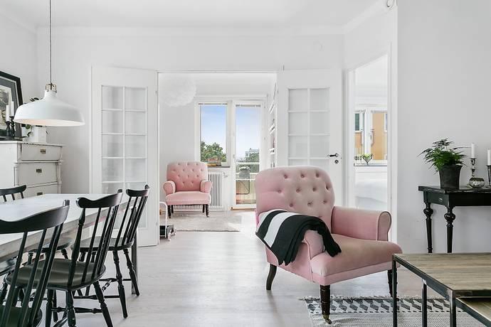 Bild: 3 rum bostadsrätt på Fågelsången 2b, Sundbybergs kommun Centrala Sundbyberg