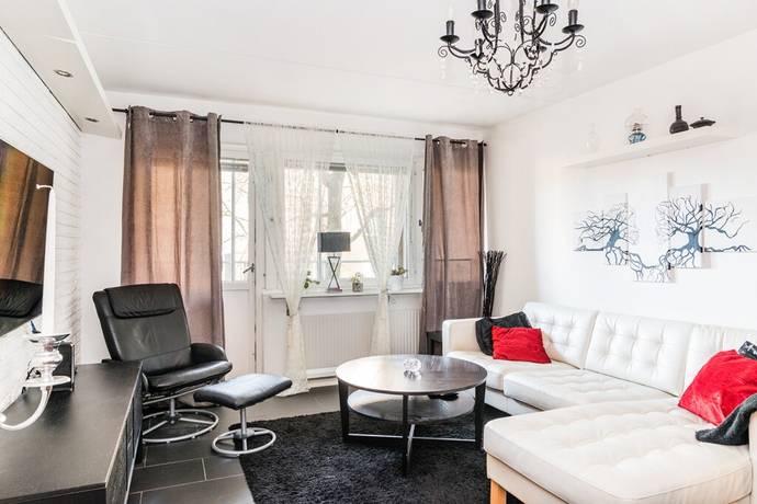 Bild: 3 rum bostadsrätt på Manillagatan 30, Örebro kommun Centralt