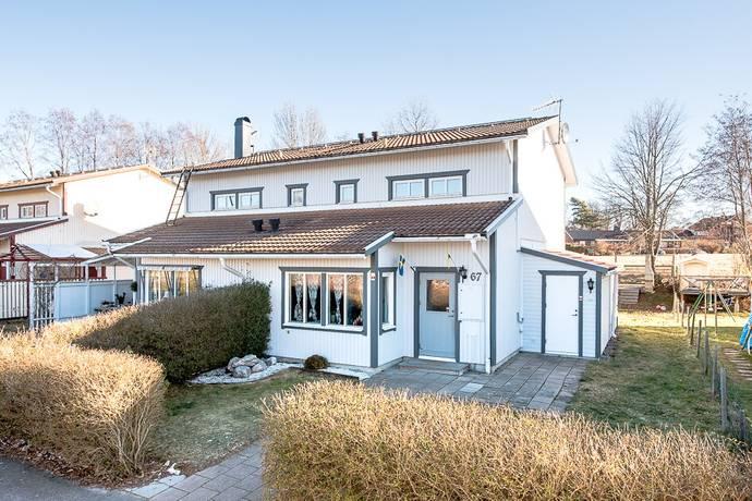 Bild: 4 rum radhus på Branders Väg 67, Trosa kommun Västerljung