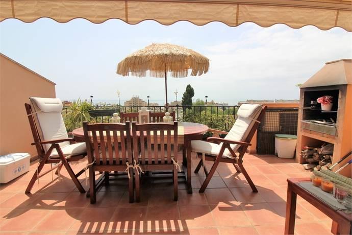 Bild: 3 rum bostadsrätt på Havsutsikt i Carihuela, Spanien Torremolinos | Costa del Sol
