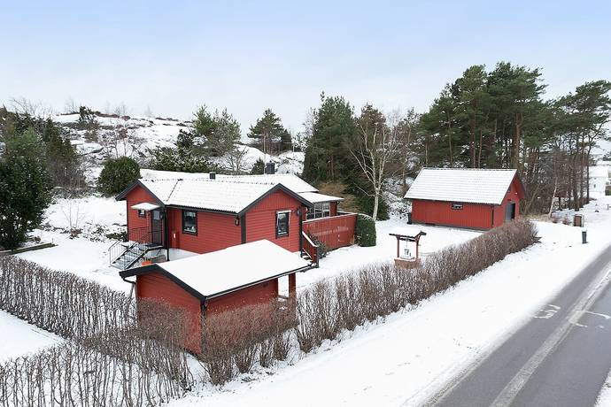 Bild: 3 rum villa på Andalen 64, Göteborgs kommun Torslanda - Andalen
