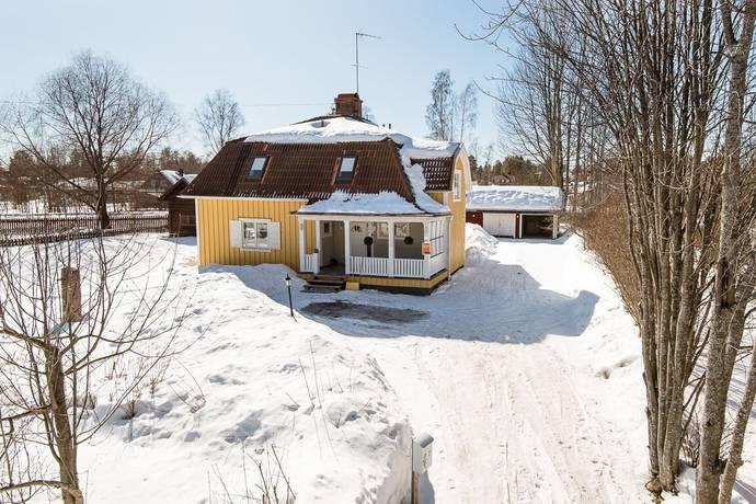 Bild: 6 rum villa på Länsmansvägen 7, Mora kommun Mora centrum