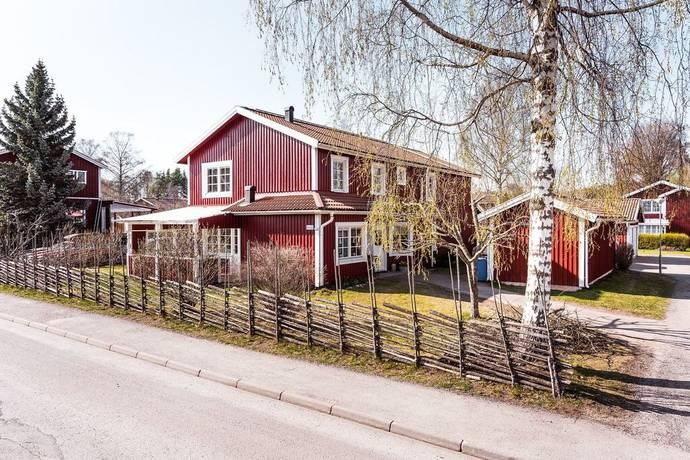 Bild: 5 rum radhus på Nordanbäcksgatan 28A, Borlänge kommun Kvarnsveden