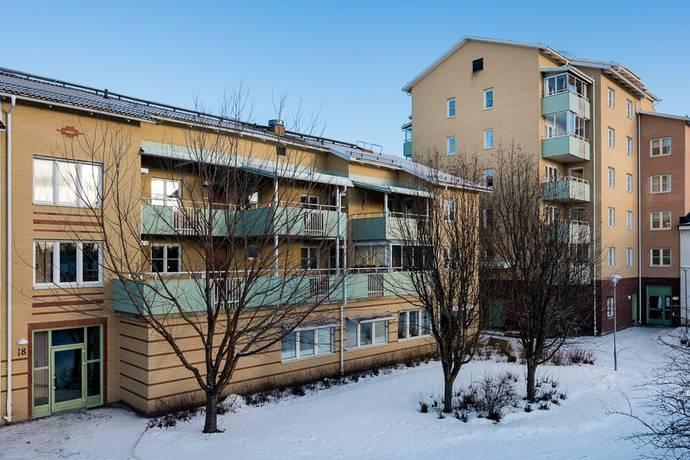 Bild: 2 rum bostadsrätt på Norra Torlandsgatan 18 A, Östersunds kommun Tegelplan