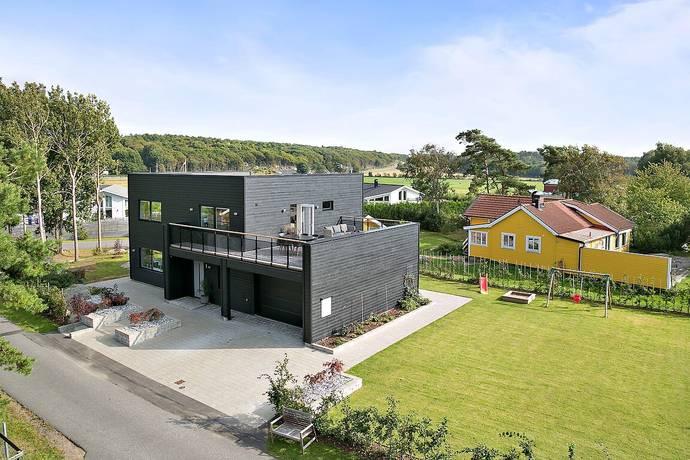 Bild: 5 rum villa på Strandviksvägen 1, Kungsbacka kommun Onsala