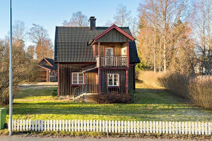 Bild: 75 m² villa på Storgatan 67, Vaggeryds kommun Skillingaryd