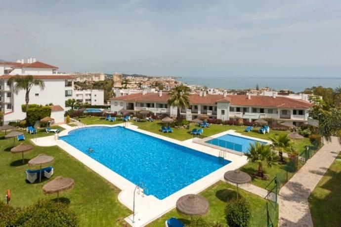 Bild: 3 rum bostadsrätt på Costa del Sol, Mijas Costa, Spanien