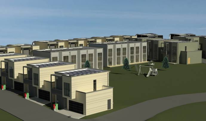 Bild: 6 rum radhus på Poppelvägen 20, Strömstads kommun