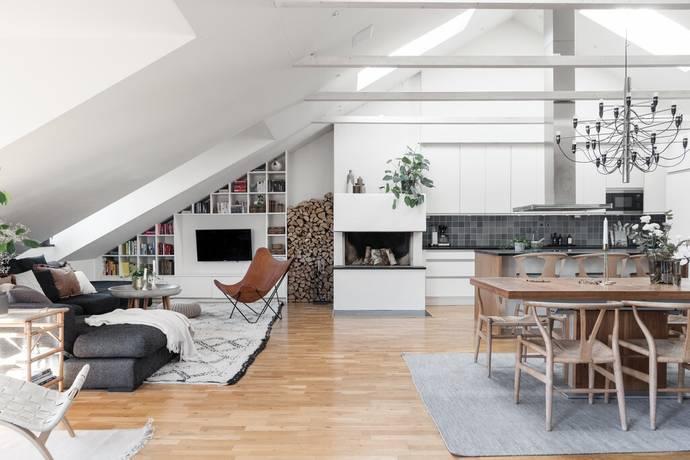 Bild: 5 rum bostadsrätt på Sandelsgatan 30, Stockholms kommun Gärdet
