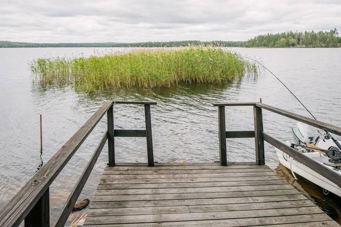 Bild: 3 rum fritidshus på Hästhagen 29, Karlsborgs kommun Hästhagen (vid Bottensjön)