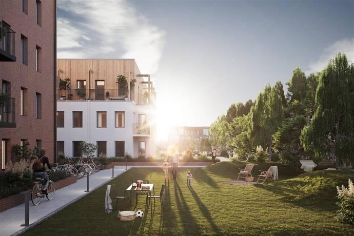 Bild: 3 rum bostadsrätt på Nobelberget, 3 tr, Nacka kommun Sickla