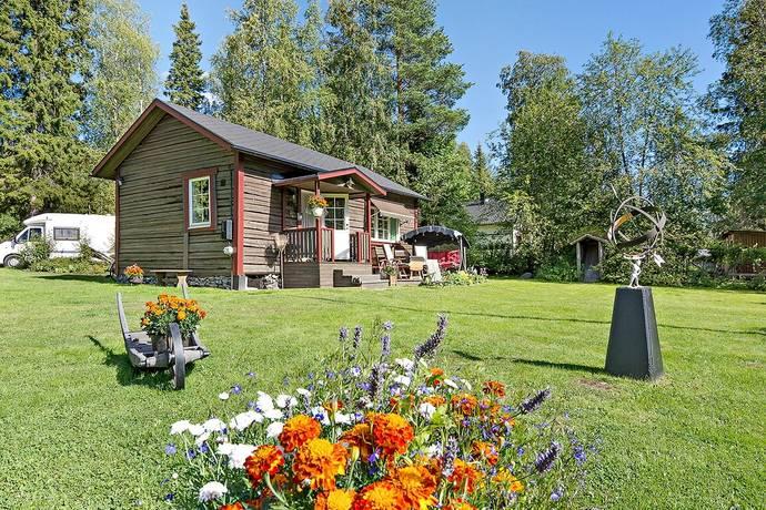 Bild: 2 rum villa på Lövskärsvägen 730, Luleå kommun Lövskär