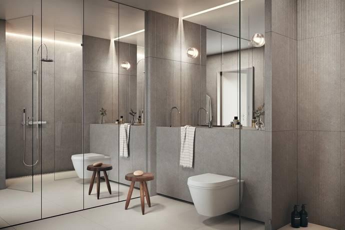 Bild: 3 rum bostadsrätt på Gasklockan, Stockholms kommun Norra Djurgårdsstaden