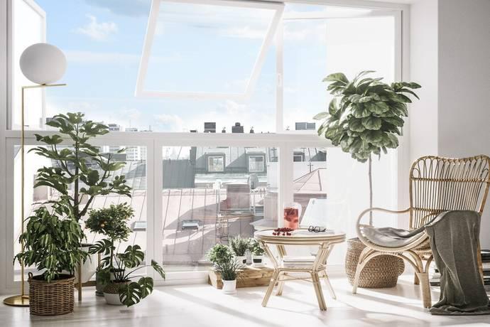Bild: 4 rum bostadsrätt på Drottninggatan 112, 133 m², Stockholms kommun Norrmalm-City
