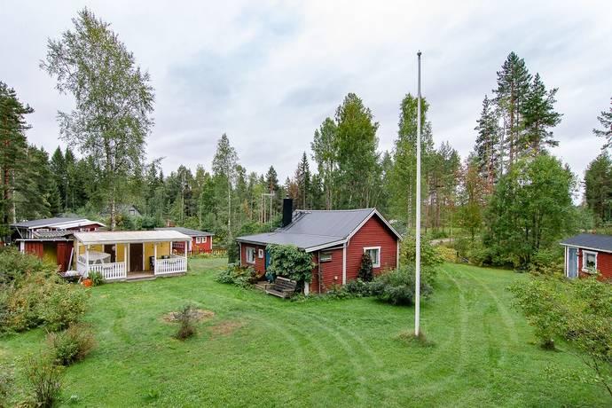 Bild: 2 rum fritidshus på Prästbricksvägen 71, Sandvikens kommun Jäderfors