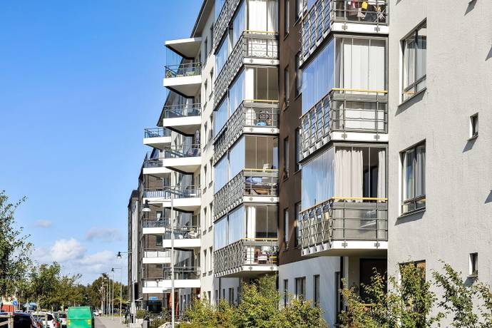 Bild: 3 rum bostadsrätt på Lindholmsallén 57, Göteborgs kommun Eriksberg - Lindholmen