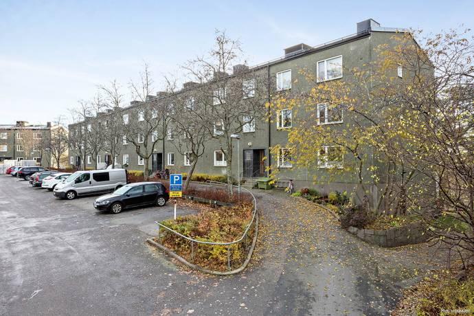 Bild: bostadsrätt på Russinvägen 85, Stockholms kommun Hökarängen