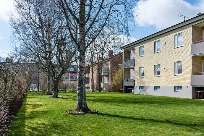 Bild: 1 rum bostadsrätt på Boställsgatan 4D, Simrishamns kommun Borrby