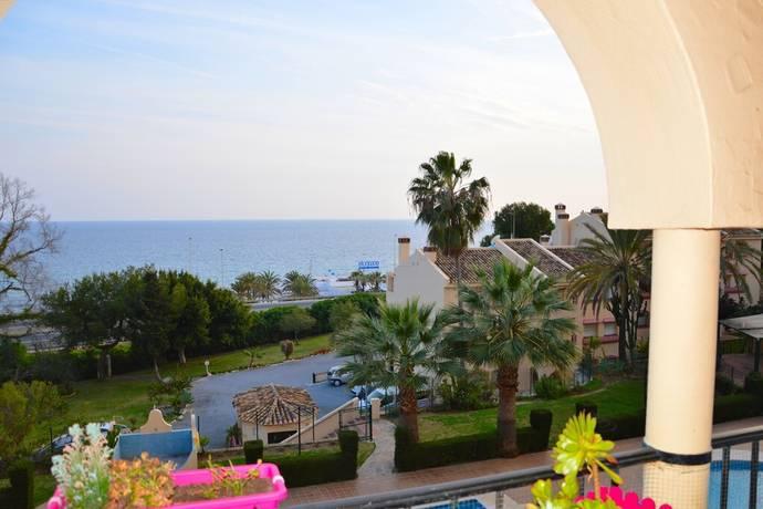 Bild: 3 rum bostadsrätt på Havsutsikt med 200 m till strand, Spanien La Cala Torrenueva, Costa del Sol