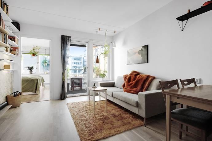 Bild: 2 rum bostadsrätt på Fyrvaktarkroken 22, Stockholms kommun Blåsut