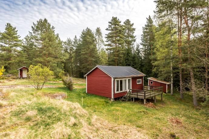 Bild: 2 rum fritidshus på Kårud Pettersborg, Säffle kommun