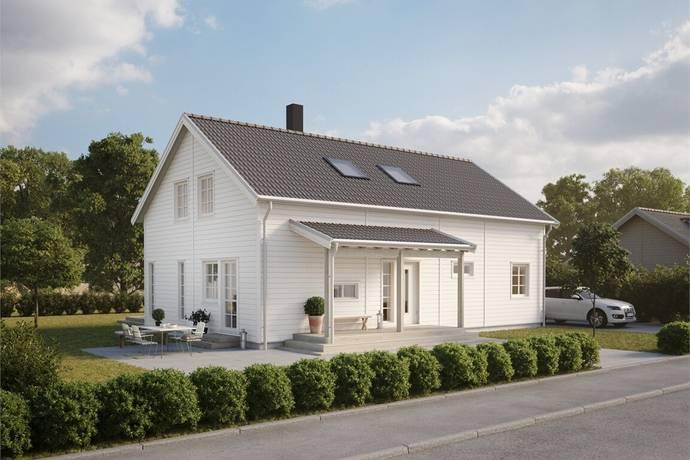 Bild: 95 m² villa på Hövändarvägen 9, Stenungsunds kommun Stenungsund