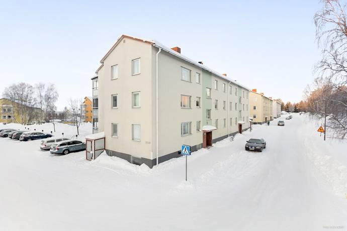 Bild: 1 rum bostadsrätt på Majvägen 11, Luleå kommun Bergviken