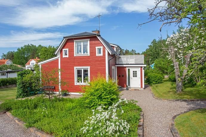 Bild: 4 rum villa på Sommarhemsvägen 8, Mjölby kommun Mjölby östra