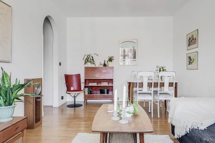 Bild: 2 rum bostadsrätt på Södra förstadsgatan 121A, Malmö kommun Dalaplan