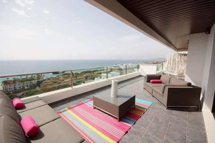 Bild: 4 rum bostadsrätt på Lyxig top floor med spektakulär utsikt över Medelhavet!, Spanien Estepona