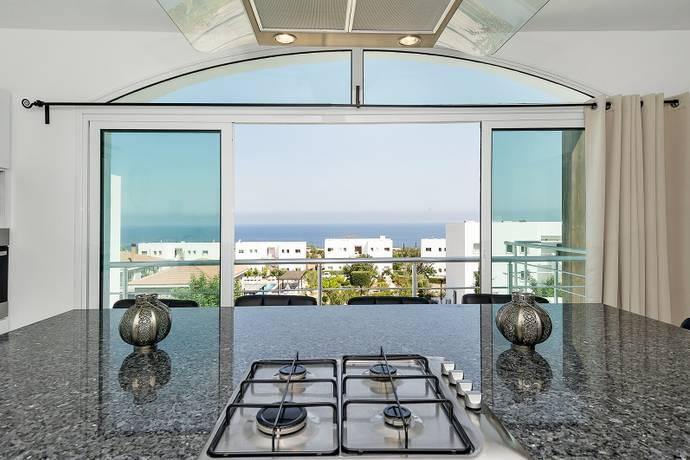 Bild: 4 rum bostadsrätt på Crystal Bay Marina, 3 sovrum, penthouse, Cypern Tatlisu