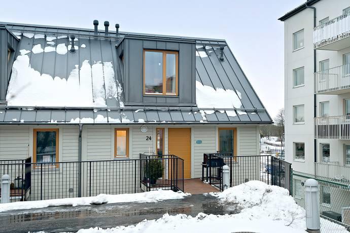 Bild: 4 rum bostadsrätt på Stig Lindbergs gata 24, Värmdö kommun Gustavsberg-Porslinskvarteren