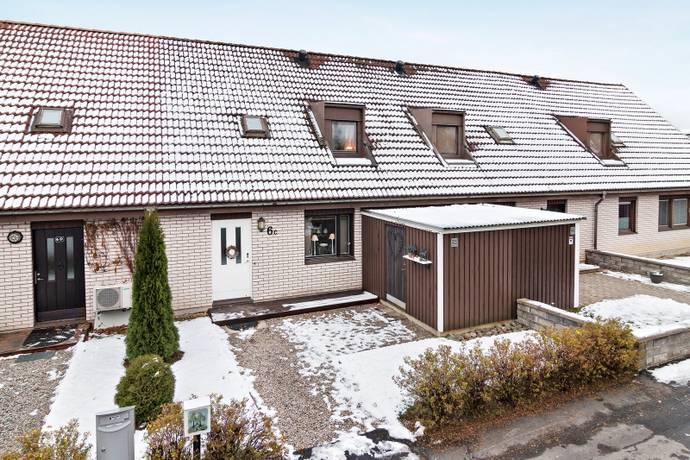 Bild: 4 rum radhus på Smällbovägen 6 C, Fagersta kommun Fagersta centralt