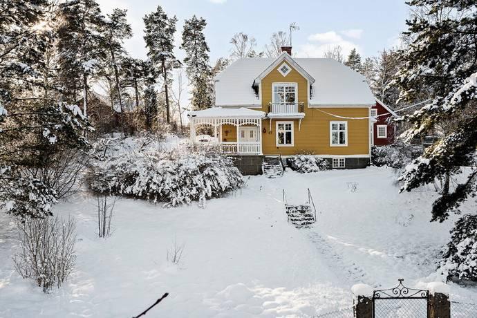 Bild: 6 rum villa på Gamla Växjövägen 47, Växjö kommun Ingelstad