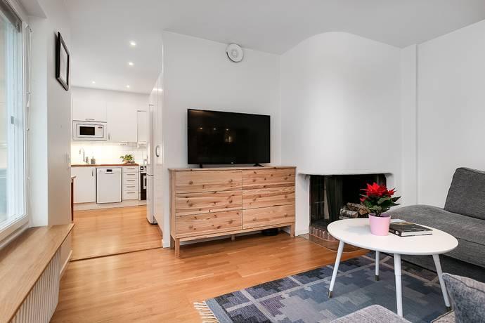 Bild: 1 rum bostadsrätt på Banérgatan 22, Uppsala kommun Kåbo