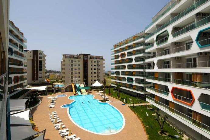 Bild: bostadsrätt på Avsallar Emerald Park id 1264, Turkiet Avsallar