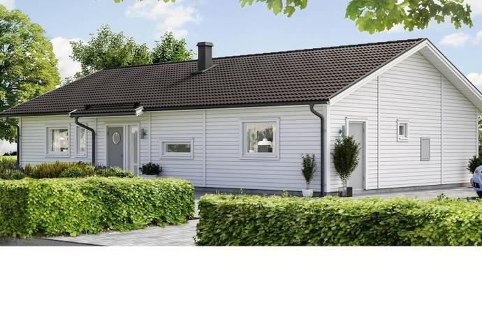 Bild från Visterud - Nu finns chansen att bygga ett drömhem från LB-Hus!